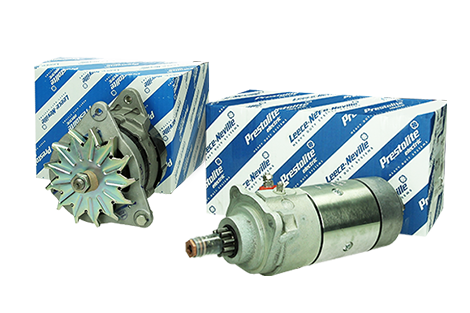 DAPEX Alternators and Starters Agriculture, Trucks and cars